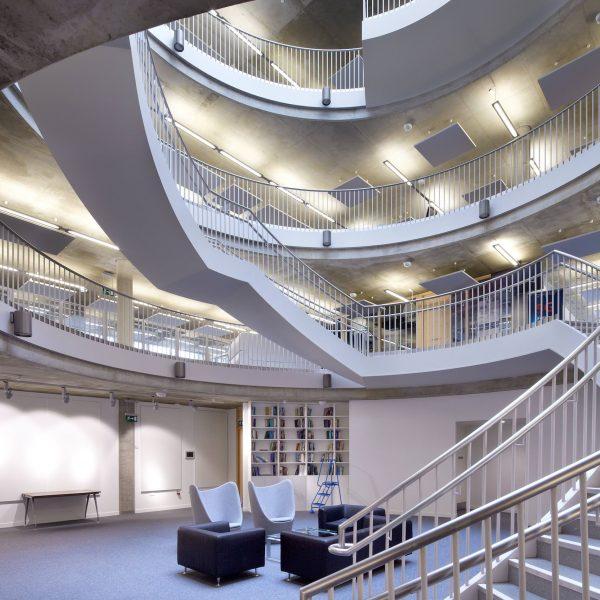 University of Surrey, 5G Building