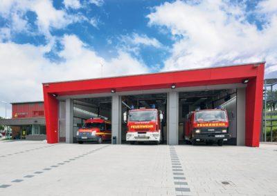 Fire Station, Eisingen