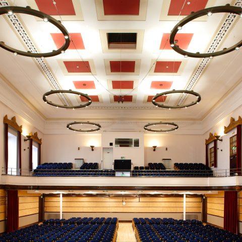 Victoria Rooms, University of Bristol