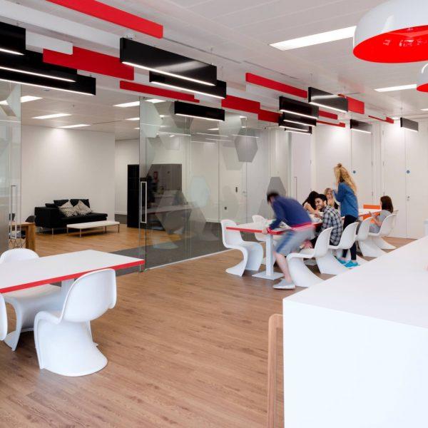 Puma HQ, London